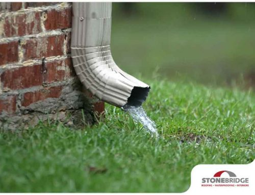 Most Common Reasons for Noisy Gutters and Downspouts